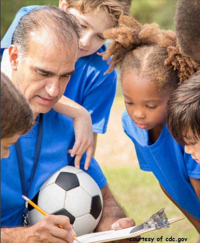 participating in sports can alleviate effects of adverse childhood experiences